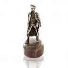 Серебряная статуэтка «Т. Г. Шевченко»