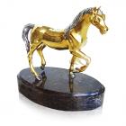"""Серебряная статуэтка """"Лошадь"""""""