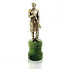 """Серебряная статуэтка """"Нахимов"""""""