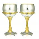 Набор винных бокалов «Банкет» - 2 шт