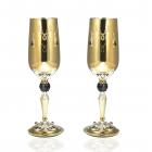Бокалы для вина «Золотая лоза»
