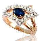 Золотое кольцо «Снежная сказка»