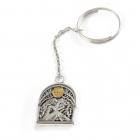 Серебряный брелок «Водолей»