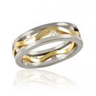Золоте обручку «Хвилі Адріатики»