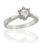 Бриллиантовое кольцо «Царевна Будур»