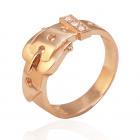Золотое кольцо «Brilliant Belt»