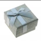 Стильная коробочка для кольца, мужского перстня, гвоздиков, пирсинга