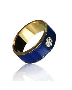 """Обручальное кольцо """"Tissage fleurs de bouton"""""""