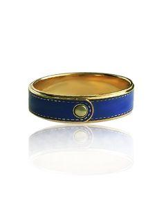 """Золотое обручальное кольцо """"Bouton de tissage"""""""