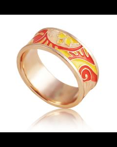 "Золотое кольцо ""Улыбка солнца"""