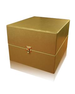 Подарункова золота упаковка