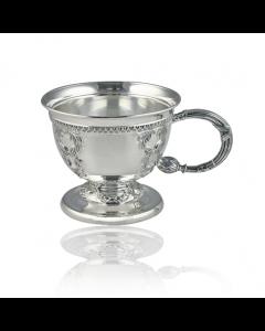 Чашка из серебра