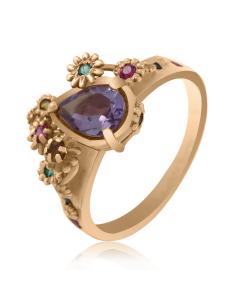 """Золотое кольцо """"Райский сад"""""""