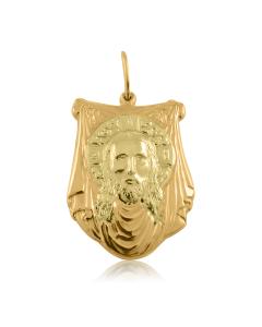 Золота ладанка «Образ Божий»