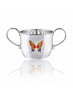 Кружка-поїлка для дітей «Метелик»