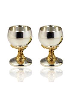 Серебряные рюмки (бокалы)