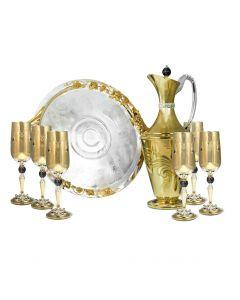 Набор  для вина «Золотая лоза»