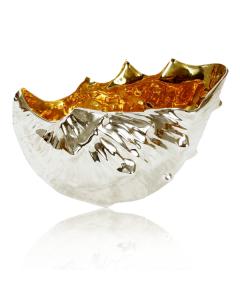 Салатниця зі срібла «Морська»