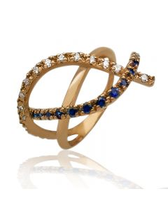Золотое кольцо «Гелика»