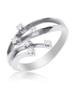 Каблучка з діамантом