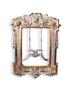 Рамка зі срібла «Класична»
