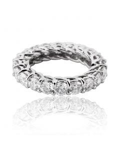 Ексклюзивна каблучка з діамантами «Поєднання»