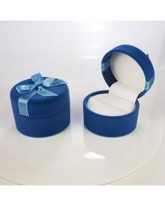 Упаковка кругла для каблучки або пусет