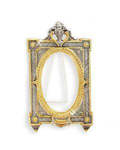 Рамка из серебра «Старинная»