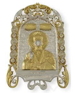 """Икона настольная """"Николай Чудотворец"""""""