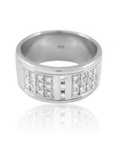 Золотое обручальное кольцо «Достаток»
