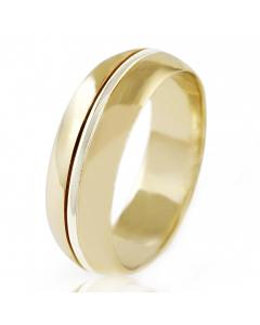 Золота обручка «Серенада»