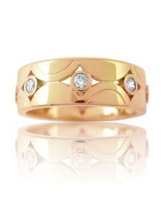 Обручальное кольцо «Признание»