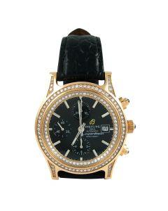 """Золотые часы с бриллиантами """"Askol'd"""""""