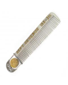 Срібний гребінець «Римська монета»
