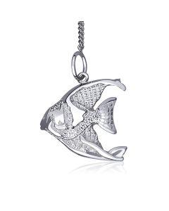 Ионизатор воды из серебра 925 пробы «Рыбка»