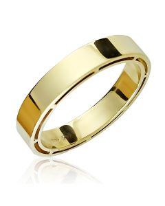 Обручальное двойное кольцо «Shining»