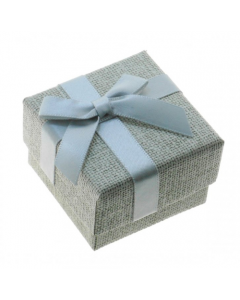 Стильна коробочка для каблучки або сережок
