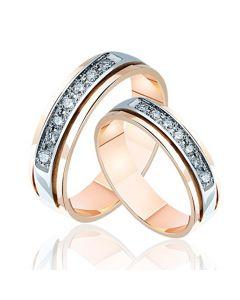 Недорогие обручальные кольца