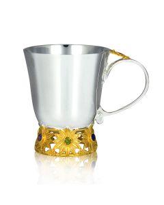 """Серебряная чашка """"Детский"""""""