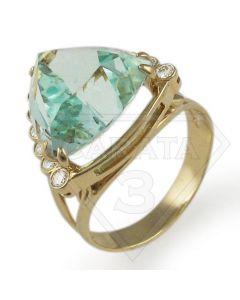 """Золотое кольцо """"Мадам"""""""
