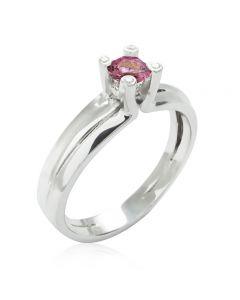Золотое кольцо с турмалином «Предложение»