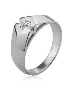 Чоловічий перстень «Магічний діамант»