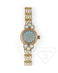 """Золотые часы """"Daffodil"""""""