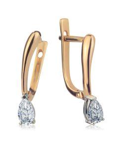 Женские серьги c бриллиантами «Зачарованное желание»