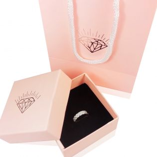 Ексклюзивне пакування для ювелірних прикрас «Pink»
