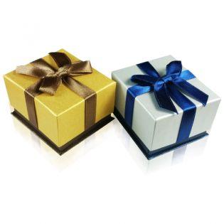 Подарочная упаковка коробка 5 на 5,5 см