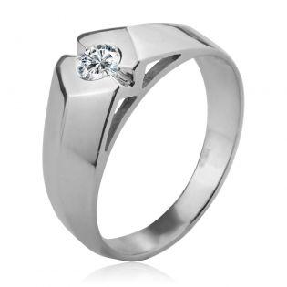 Мужской перстень «Магический бриллиант»