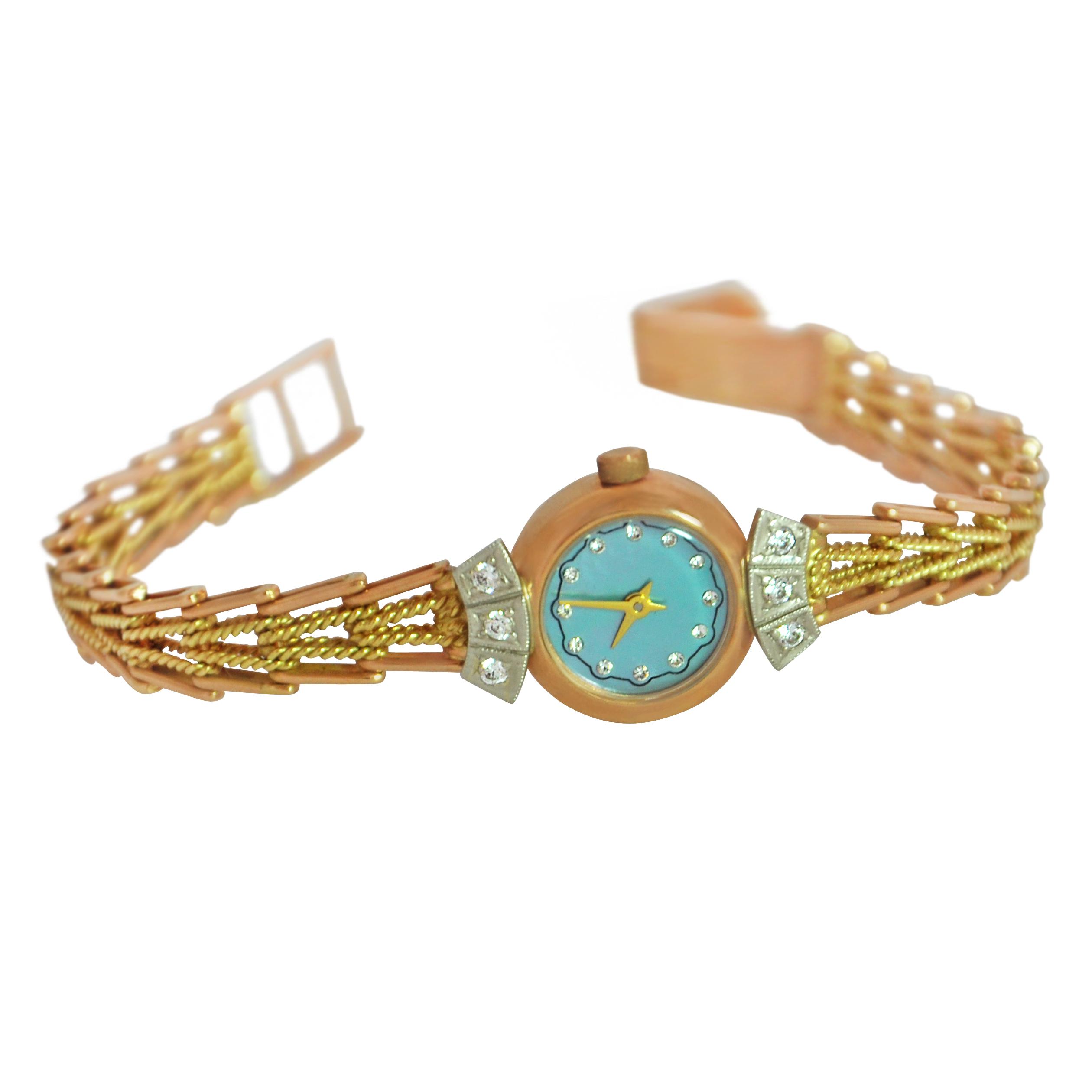 Золотий годинник «Пісочний»