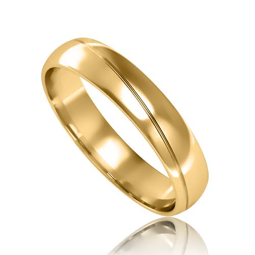 Обручальное кольцо «Incredible»
