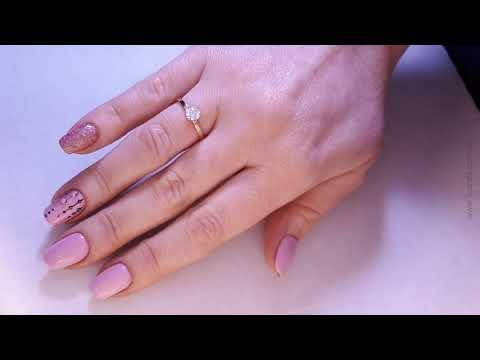 Золоте кольцое з султанітом «Мальді»